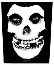 Misfits - Face Back-Patch-keine Angabe #21900