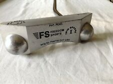 Freedom Sports Twin Sphere Milled Putter