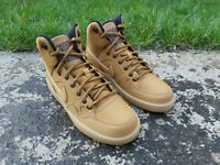 Nike Son of Force Mid Winter Size 5 UK EU 38 Boys Mid 'Wheat' Trainers NEW