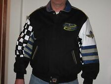 JH Design Limited Edition 2002 Brickyard 400 Jacket Leather Twill XL NWT
