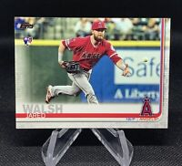 2019 Jared Walsh Rookie Card (RC) 🔥 Topps Update #US59 🔥 Angels RC