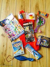 Pre filled luxury Christmas Stocking Girls Boys superhero marvel Fillers Toys
