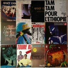 LOT DISQUES MAXI - 33T - LP SPECIAL MUSIQUE AFRICAINE - WORLD MUSIC