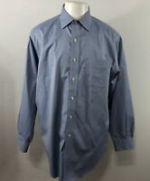 BROOKS BROTHERS NON IRON COTTON TRADITIONAL FIT DRESS SHIRT SIZE 16-33  A74-20