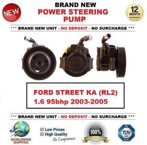 Brand New POWER STEERING PUMP UNIT for FORD STREET KA (RL2) 1.6 95bhp 2003-2005