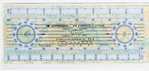 Jeppesen PV-5 IFR Enroute Plotter for Instrument Charts