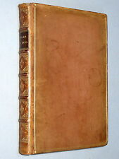 Alfgar The Dane  - A. D. Crake (1875 1st Ed) Leather bound book Wessex historic