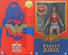 HOT TOYS Wonder Woman Comic Color Costume Version Justice League NEW Tokyo Comic