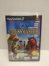 Video game: Chessmaster for Sony PlayStation 2, PS2 New Sealed