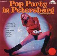 Orchester Kay Webb Pop Party In Petersburg LP Album Vinyl Schallplatte 169879