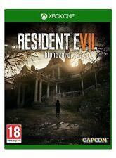 Resident Evil 7: Biohazard (Xbox One) Brand New & Sealed UK PAL