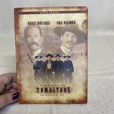 EUC Tombstone (DVD, 2002, 2-Disc Set, Vista Series Directors Cut)