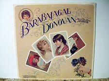 DONOVAN, BARABAJAGAL , VINTAGE 1968 NEAR MINT STEREO LP , NM / NM