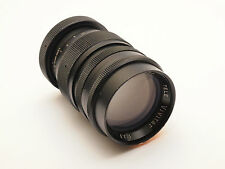 Vivitar 135mm F3.5 T Mount Preset lens stock No. U2863