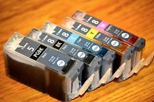 Used Genuine Canon CLI-8/PGI-5 5 colors Ink Cartridges Value Pack