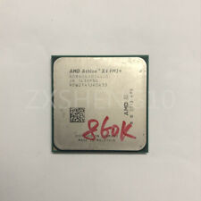AMD Athlon X4 860K CPU Quad-Core 3.7 GHz 4M AD860KXBI44JA Socket FM2+ Processors