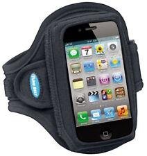 Tunebelt AB82 Black Armband for Apple iPhone 3, 3GS, 4, 4S, HTC Desire, Legend