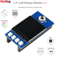 13 Inch Lcd Display Scrren Module St7789 65k 240x240 Spi For Raspberry Pi Pico