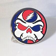 Grateful Dead enamel pin, Skeletor Your Face, He-Man, Dead pins
