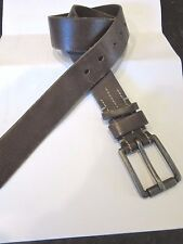 Abercromie & Fitch Soft Vintage Style Leather Belt s/m 29/30 Ladies
