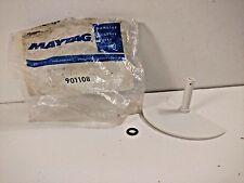 *NOS* Genuine Maytag Dishwasher Detergent Dispenser Cover and Seal 901108 V177
