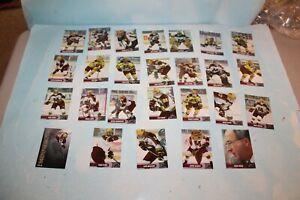 Vintage Minnesota Gopher Hockey Cards Set 1997 /1998  26 cards