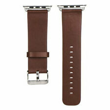 Apple Watch Band 42mm Luxury Genuine Leather Strap Apple Watch Sport