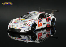 PORSCHE 911 gt3-rsr AAI GTEam 37 ° Le Mans 2015 Chen/Kapadia/Maassen SPARK 1:43
