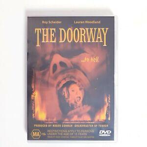 The Doorway DVD Movie Region 4 Free Postage - Horror Terror