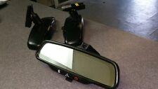 2011-2015 HYUNDAI Sonata Santa Fe Elantra Genesis Rear View Mirror Bluelink SOS
