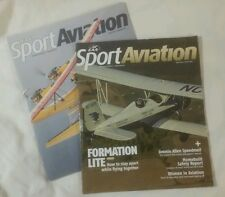EAA Sport Aviation back issues February/March 2013