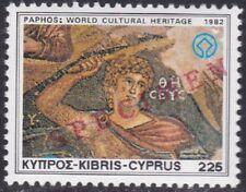 Specimen, Cyprus Sc582 World Cultural Heritage, Sculpture, King of Palaepaphos
