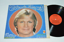 CLAUDE FRANCOIS Self-titled LP Disques Fleche FL-7000 Rare Canada VG+/VG+ Pop