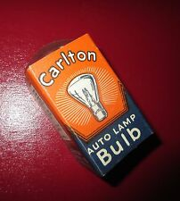 Authentic CARLTON Electric Co. # 2331 Bulb, 6 - 8V, 32-32C, Newark NJ USA