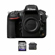 Nikon D810 DSLR Camera + 32GB & Case