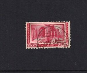 Vatican City - 1938 - SG 66 - 75c - Int Christian Archaeological Cong - Usd 2075