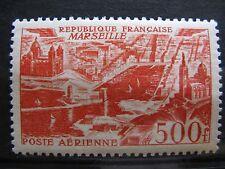 FRANCE neuf  Avion n° 27  MARSEILLE