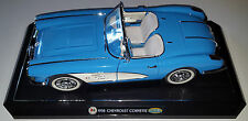 Gearbox 17951 1/12 1958 Chevy Corvette Blue Hardtop Limited Ed. Precision Series
