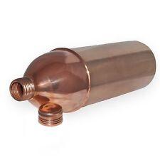 New 100% Copper Jug 800 ML Water Storage Bottle Pitcher Ayurveda Health Benefit