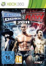 XBOX 360 SmackDown vs Raw 2011 OVP come nuovo