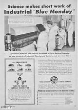 1948 Coca-Cola Bottle Sanitizing Machine Turco print ad
