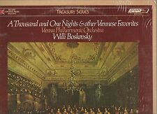 A Thousand And One Nights & Other.. LP Boskovsky/Vienna Philharmonic Orch NM/NM-