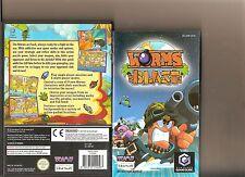 Worms Blast NINTENDO GAMECUBE/WII
