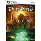 Dungeons PC DVD Game NEW SEALED SPECIAL EDITION