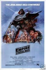 Star wars The empire strikes back vintage movie poster print  #A23
