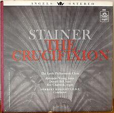 JOHN STAINER: The Crucifixion-M1963LP Leeds Philharmonic Choir/Herbert Bardgett