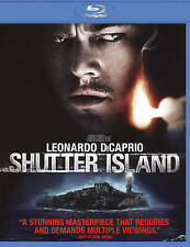 Shutter Island [Blu-ray], Excellent DVD, John Carroll Lynch,Ted Levine,Jackie Ea