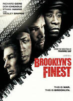 Brooklyn's Finest (DVD, 2010)Richard Gere, Wesley Snipes, Ethan Hawke, Don Chead