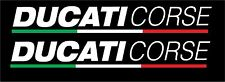 Adesivi Ducati Corse 30 Cm