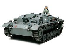 35281 Tamiya Sturmgesshutz Iii Ausf B 1/35th Plastic Kit 1/35 Military
